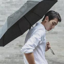 Paraguas Xiaomi 90 Fun, impermeable, protección solar por 10,87€.