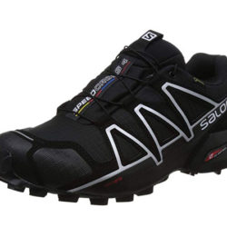 Zapatillas de trail running SALOMON Speedcross 4 GTX por 79,99 euros, antes 110,90€.