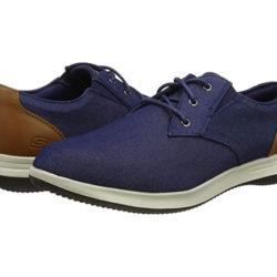 Zapatos de tela vaquera Skechers por sólo 19,52€. Antes 69,95€