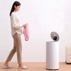 Seca y desinfecta tu ropa con la Xiaomi HD-YWHL01 Smart Disinfection Dryer con capacidad para 35 litros por sólo 116,05€.