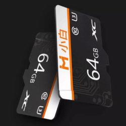 Tarjetas de memoria Xiaomi Xiaobai desde sólo 4,57€.