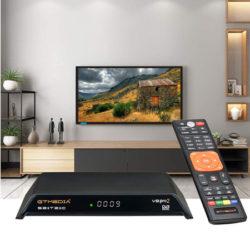 Decodificador de alta definición GTMedia V8 Pro2 DVB-S2, wifi, HD 1080P por 49,99€ con código, antes 69,99€