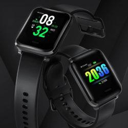 "Smartwatch BlitzWolf BW-HL1, pantalla HD 1,3"", IP68, 8 modos deportivos por 17,49€ con código, antes 24,99€."