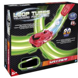 Loop Tubes, Velocidad por un tubo de Cife por sólo 14,95€ antes 49,95€.