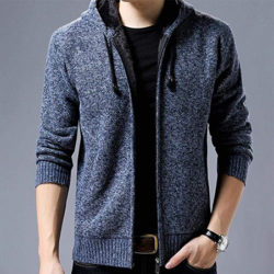 Chaqueta suéter kaimus, 4 colores por 22€ con código.