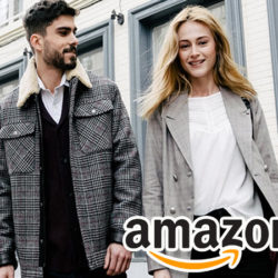 Hasta un -25% en jerséis de hombre y mujer en Amazon Moda y devuélvelos hasta Febrero.