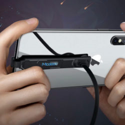 Cargador Mcdodo Gaming Charging Cable para dispositivos con puerto USB tipo C o Lightning desde sólo 7,24€.
