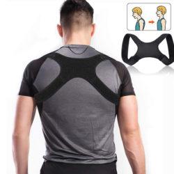 Corrector de postura transpirable tallas M, L y XL por 6,36€ con código.