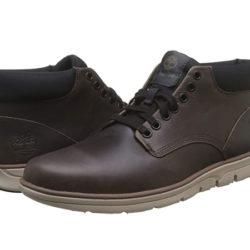 Botas Timberland Bradstreet Leather por 47,56€. Varios colores, antes 140€.