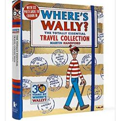 ¿Dónde está Wally? La colección de viaje por sólo 6,16€.