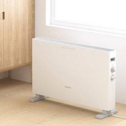 Calefactor Xiaomi S1 Smartmi 2.200W por sólo 47 euros desde España.