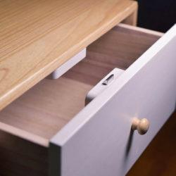 Xiaomi Yeelock Smart Cabinet Lock, convierte tus cajones en una caja fuerte por sólo 10,23€.