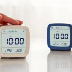 Despertador Bluetooth con control inteligente Xiaomi Clear Grass CGD1 por 11,43€.