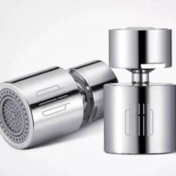 Filtro para grifos Diib DXSZ001-1 con dos modos de chorro de agua por sólo 5,40€.