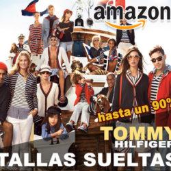 Especial tallas sueltas de moda con descuentos de hasta un 90% en Amazon: Tommy Hilfiger