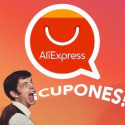 Nuevos cupones de Aliexpress y Aliexpress Plaza.