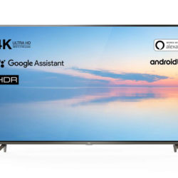 "Smarttv TCL 50EP640, 50"" 4K, HDR10, Android, Alexa, Google Assistant por 351,15€, antes 563,12€."