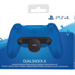 Botón trasero para Dualshock 4 por 29,90€.