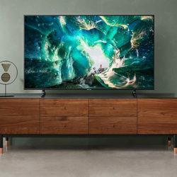 """SmartTV Samsung 65RU7172, 65"""", 4K, HDR10+, diseño metálico, compatible con Alexa y Google Assistant por 504,51€ y 43'' por 255,15€."""