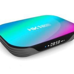 HK1Box, TV Box con procesador Amlogic S905X3, Android 9.0, 8K, 4GB, 128GB, Wifi Dual por 43,73€ envío desde España.