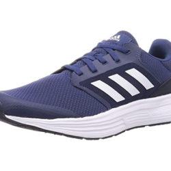 Zapatillas de Running Adidas Galaxy 5 por 29,99€ en azul o negro.