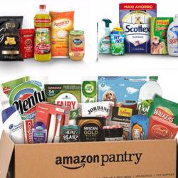Gastos de envío gratis comprando 5 artículos en Amazon Pantry. Selección de artículos valorados en 2 a 3 euros por un euro: listado completo aquí.