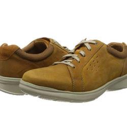 Zapatos de cordones Clarks Cotrell Stride en color marrón desde sólo 26,22€.