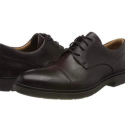 Zapatos para hombre Clarks Un Tailor Cap tipo Derby por desde sólo 31,13€.