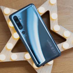 """Xiaomi Mi Note 10 Lite, pantalla Curva 3D 6,47"""", 6/64GB, 5260mAh, NFC y cuatro cámaras por 349 euros en Amazon."""