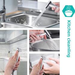 Grifo de extensión auxiliar para pilas de cocina y baños por 6,99€.