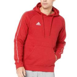 Sudadera con capucha Adidas Core 18 para hombre desde sólo 25,99€ antes 39,99€.