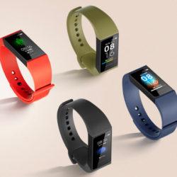 """Redmi Band, pantalla a color 1,8"""", podómetro, sensor cardíaco y autonomía 14 días por 13,56 euros."""