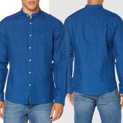 Camisa de lino Springfield para hombre desde sólo 13,17€.