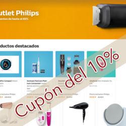 Descuentos de hasta un 65% en productos de belleza, cuidado personal y hogar Philips (con sugerencias para el Día de la Madre) y además cupón del 10% extra.