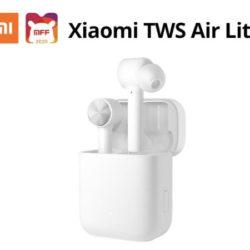 Nuevos auriculares, Xiaomi Mi True Wireless Earphones Lite por sólo 28,04€.