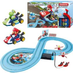 Circuito mi primera carrera Mario Kart de 2,4m a escala 1:50 por sólo 19,99€.