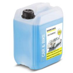 Detergente Kärcher para lavar coches o bicicletas en formato de 5 litros por sólo 11,45€.