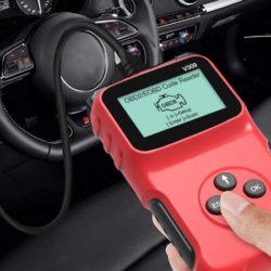 Escáner OBD2 para diagnóstico de motores por 11,99€ antes 25,99€.