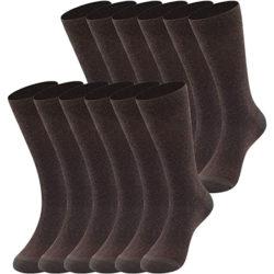6 Pares de calcetines de algodón peinado por 3,74€ antes 9,36€.