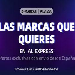 Festival de grandes marcas en Aliexpress Plaza: Apple, Xiaomi, Cecotec, Samsung, LG y muchas más.