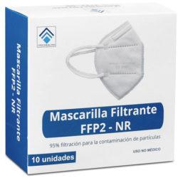 20 mascarillas Protectoras FFP2 CE por 2,99€ (2 packs de 10) desde El Corte Inglés