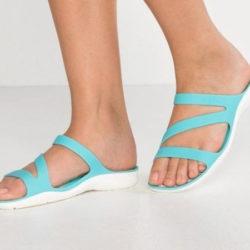 Sandalias Crocs Swiftwater para mujer sólo 19,99€.