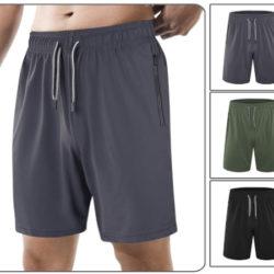 Pantalones cortos deportivos Lixada por 13,79€.