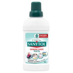 Desinfectante Sanytol para la ropa (500 ml) por sólo 2,53€.