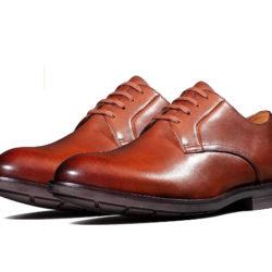 Zapatos Oxford Clarks Ronnie Walk para caballero desde sólo 24,25€.