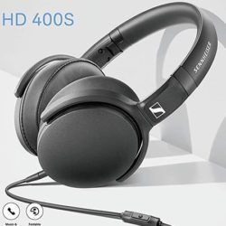 Sennheiser HD 400S por sólo 26,84€. Antes 52 euros.