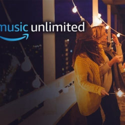 Disfruta de Amazon Music HD en alta definición o Amazon Music Unlimited durante 3 meses gratis.