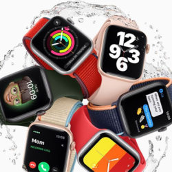 Nuevo Apple Watch Series 6 con saturación oxígeno y pantalla Retina Always On por 439 euros y SE por 308,00€.