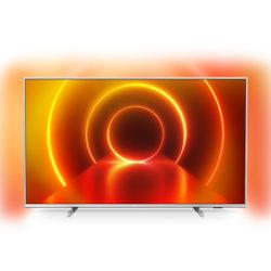 """Smarttv Philips 50PUS6724/12, 50"""" UHD 4K, Ambilight 3, Dolby Vision Atmos por 319 euros y más modelos en oferta."""