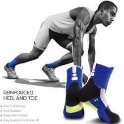 2 pares de calcetines deportivos por 5,40€.